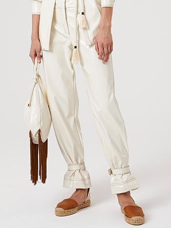 Pantaloni Ecovernice SS21 Sfizio